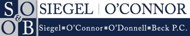 Siegel O'Connor logo